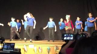 Celerity Troika Charter School Dance Show. Candyland, October 26, 2016
