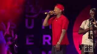 YG & DJ MUSTARD Live at Summer Jam 2014
