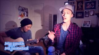 Leroy Sanchez - Youth traducida lyrics (Troye Sivan cover)