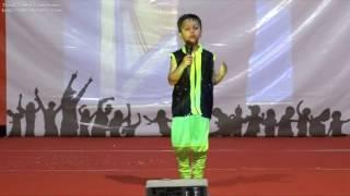 7  Speech on Savitribai Phule From Hallmark International English School By Prasad Chikte