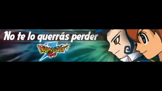 Trailer Inazuma Eleven GO
