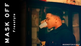[VIDEO] PATMAN Son Of Chicago *Hennessy* Mask Off freestyle (@sonofchicago)