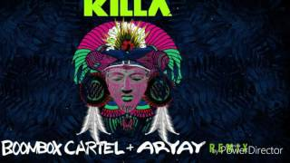 Skrillex & Wiwek-Killa (Ft. Elliphant) Boombox Cartel + Ayay Remix