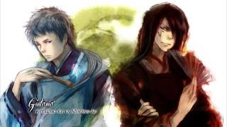 The Best Anime Melodies: [Gintama] Ketsuno-ke vs Shirino-ke