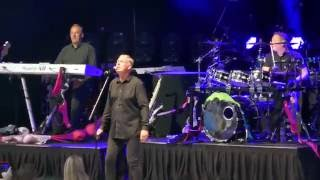 """OMD """"Forever Live and Die"""" Greek Theater July 24, 2016"""