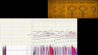 [MIDI] You Make My Day! (Otome Wa Boku Ni Koi Shiteru OP) (SC-88Pro)