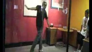 Crunk, Shuffle and RnB Dancing