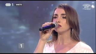 Márcia - Agora - 1ª semifinal | Festival da Canção