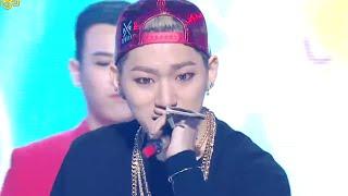 Block B - H.E.R, 블락비 - 헐, Music Core 20140809
