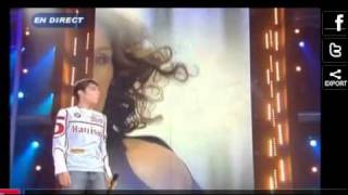 Gregory Lemarchal  Celine Dion live Star Academy 4