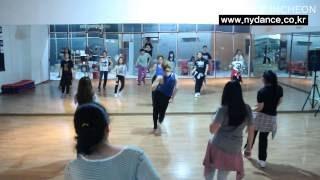 [NYDANCE]Ciara - Ride(ft. Ludacris) choreography by Yanis(Cover Dance)Easy Ver.(인천/부천댄스학원)