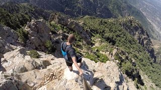 Hiking Mount Olympus in Under 4 Minutes