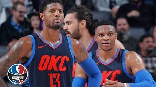 Are Russell Westbrook and Paul George the next great NBA duo?   NBA Countdown