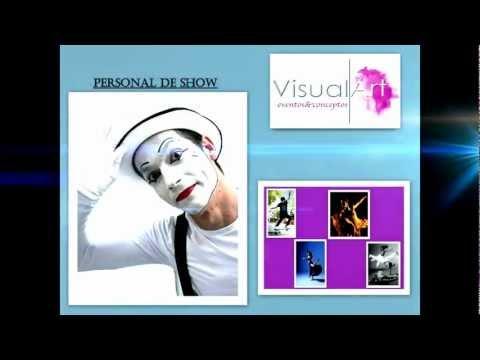 Demo Reel Visual Art Eventos & Conceptos Costa Rica & Nicaragua