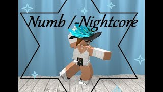 Numb - Nightcore // FDG Houses