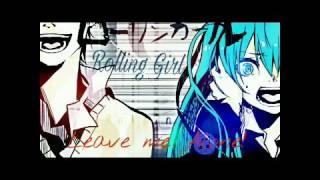 ※Shiro Tsuki De La Yoris 白月※ Rolling Girl cover