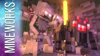 "♫ ""Minecraftable"" - Minecraft Parody Song of Maroon 5 ""Animals"""