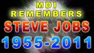 Mr Dan Insane - Remembers: Steve Jobs R.I.P. (Love What You Do)