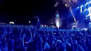HOPSIN - Crown Me (Live HIPHOP KEMP 2015 Hradec Kralove)