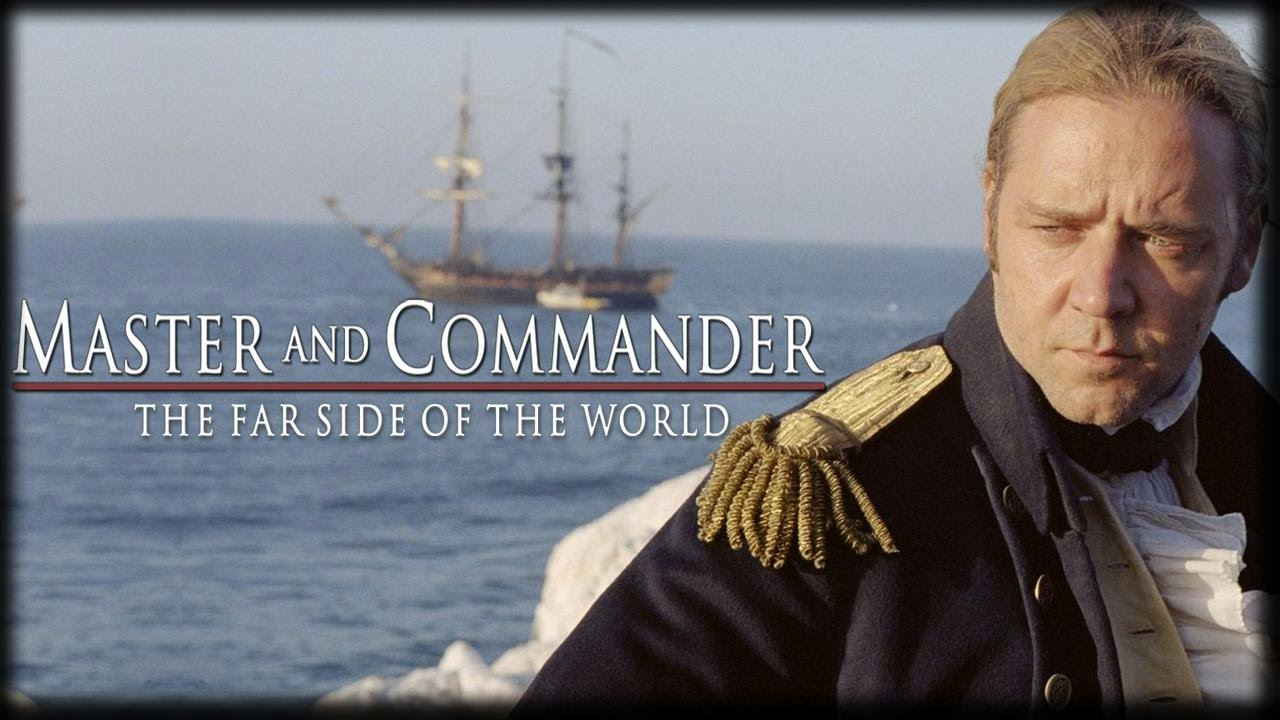 History Buffs : On the Movie Master and Commander