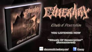 Cinerary - Rituals Of Desecration (Remastered 2015/HD) [Obscure Musick]