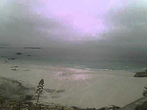Timelapse Video – Glen Beach – 04/02/2011
