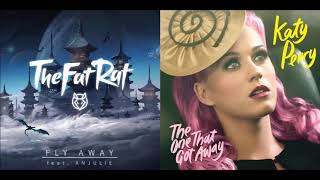 The One That Flew Away - Katy Perry vs TheFatRat (Mashup)