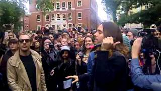 30 Seconds To Mars Soho Square LIVE (Do or Die)