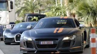 Supercars: Monaco vs. Dubai