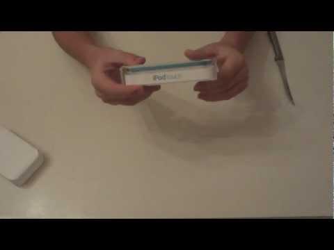 5.Nesil İpod Touch -MAVİ-ve SARI- Kutu Açılımı Videosu