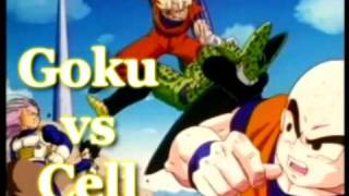 Goku Vs Cell Soundtrack