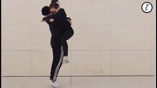 BEST SHUFFLE DANCE OF YOUTUBE ! COUPLE ♥ #1
