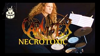 Only drums - Carnifex - Necrotoxic by Bobnar Simon