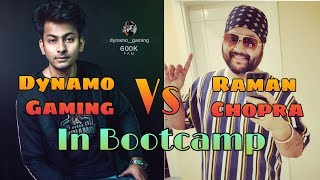 #DynamoGaming Dynamo Gaming Vs Raman Chopra In Boot Camp Emperor Play