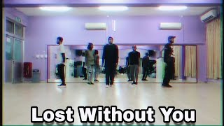 Robin Thicke - Lost Without you - Choreography by Beatz Crew