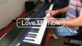 John Legend - Love Me Now ( Piano Cover )
