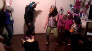 Harlem Shake Luchadores
