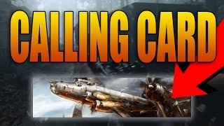 How To: Unlock an Exclusive Calling Card Before Release!