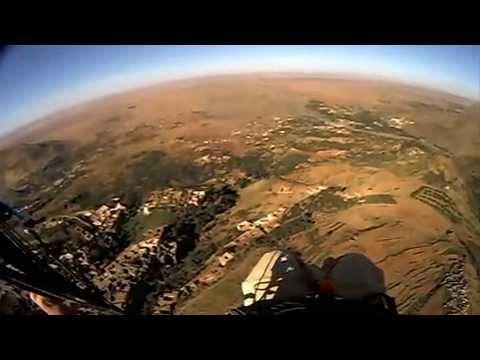parapente mzouda maroc eric – paragliding mzouda morocco