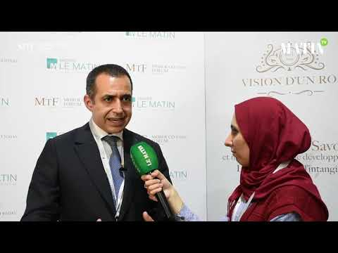 Video : MTF 2019 : Entretien avec Ismail Douiri, Directeur Général Groupe Attijariwafa bank
