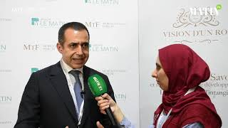 MTF 2019 : Entretien avec Ismail Douiri, Directeur Général Groupe Attijariwafa bank