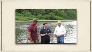 Sarah's River Baptism