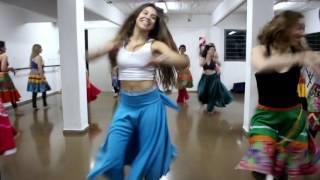 Seminarios de Maracatu y Coco por Marcela Rabelo // Espacio Caboclo