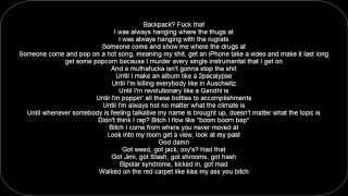 Machine Gun Kelly - Breaking News - Lyrics