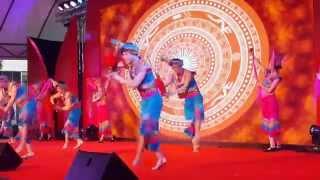 Actos culturales, danza y música para conmemorar la amistad entre Tailandia y China