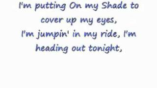 Jason Derulo - ridin solo (Lyrics)