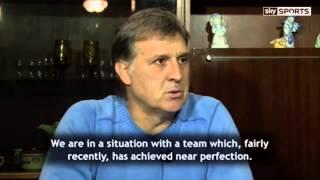 Tata Martino: We need to help Barcelona progress