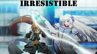 ViViD Strike!【AMV】Rinne vs Fukka►Irresistible