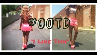 STYLE CINEMA: I Like Tuh DJ Carnage Ft. I Love Makonnen - OOTD V