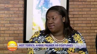 Annie Palmer VS National Costume | Hot Topics - CVM Sunrise | CVMTV